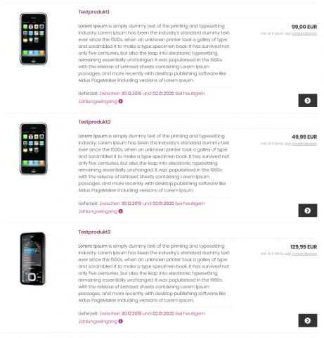 Anzeige Lieferdatum statt der Lieferzeit für die modified eCommerce Shopsoftware