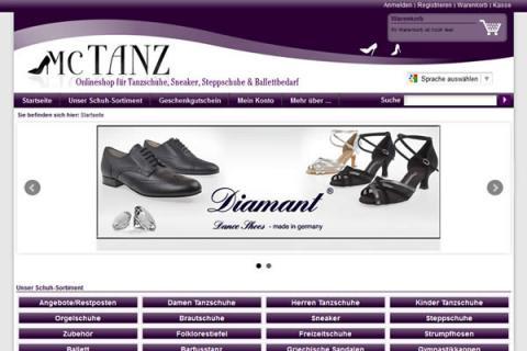 Mc-Tanz.de