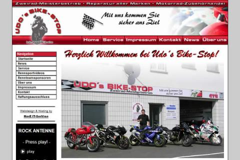 Udos Bike-Stop