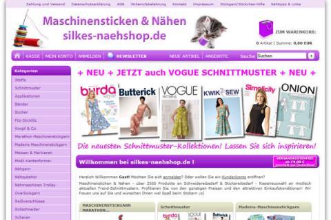 Silkes-Naehshop.de