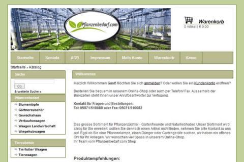 Pflanzenbedarf.com
