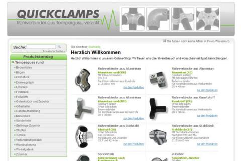 Quickclamps