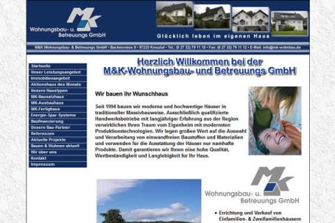 M&K Wohnungsbau