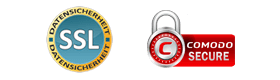 Für die Sicherheit Ihrer persönlichen Daten ist die Datenübertragung auf unserer Webseite selbstverständlich mit SSL verschlüsselt!