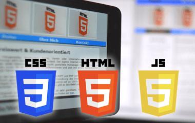 Modernes responsive oder adaptives Webdesign mit HTML5, CSS3 und anderen modernen Techniken vom Profi individuell auf Ihre Bedürfnisse angepasst passend zu Ihrem Wunschsystem umgesetzt